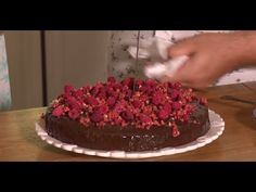 Josef Maršálek: Čokoládový dort s kefírem - YouTube Kefir, Youtube, Treats, Cake, Sweet, Food, Sweet Like Candy, Candy, Goodies