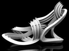 Si je vous dis que ce sont des souliers, me croyez-vous ? Swirl 3D #impression3D