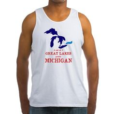 4 out of 5 Great Lakes Tank Top on CafePress.com