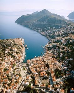 GREECE CHANNEL | Chora - Symi, Dodekanese