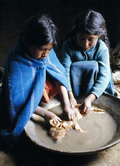 Most nations have laws that prohibit child labor. Yet throughout the world, children in large numbers can be seen toiling in sweatshops, hauling concrete, tilling fields, plucking garbage or peddling shoes. The International Labor Organization estima