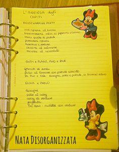 agenda degli ospiti