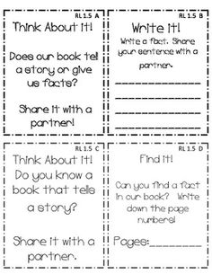 First Grade Common Core Guided Reading: Quick Starts! $, but I like the idea of using what they are learning on new texts.