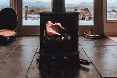 These smokey fragrances aren't your typical woodsy colognes. They capture more of the realness of fire and less of the wood that goes into it. Weighted Comforter, Radiant Heaters, Pole Buildings, Clem, Real Fire, Wood Fireplace, Fireplaces, Home Upgrades, Fire Safety