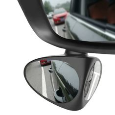 2 in 1 Car Blind Spot Mirror Wide Angle Mirror 360 Rotation Adjustable Convex Rear View Mirror View front wheel Car mirror Convex Mirror, Car Rear View Mirror, Car Blinds, Car Starter, Blinde, Bicycle Accessories, Car Painting, Round Mirrors, Wide Angle