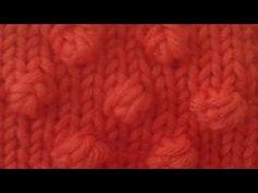 ▶ Noppen stricken - Stricken lernen - YouTube