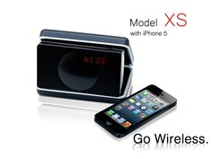Model XS with iPhone 5.  A great combo.