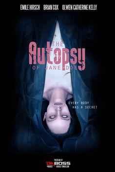 the Autopsy of Jane Doe #theAutopsyofJaneDoe #dkboss7 #posterart #hollywood #movie #horror #poster