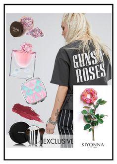 """New publish💕🌸"" by amur-vika on Polyvore featuring мода, Milk It, Chanel, Lancôme, Lily Lolo и Kiyonna"