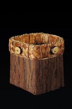 Cedar Bark Box