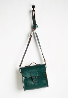 Styled for Miles Bag in Pine, #ModCloth