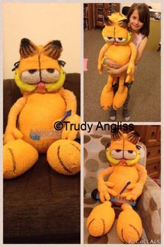 Garfield by Trudy Angliss