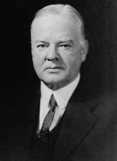 Herbert Hoover, 31st President of the United States - AP