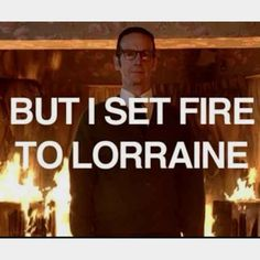 """When Larry had to ruin everything. 