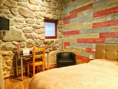 Interior habitación doble. Home Decor, Double Bedroom, Doubles Facts, Buildings, Interiors, Homemade Home Decor, Interior Design, Home Interiors, Decoration Home