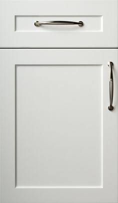 Merveilleux Plain U0026 Fancy Custom Cabinetry Can Complete Your Kitchen Cabinet Ideas, See  Our Snow White Cabinet Door.