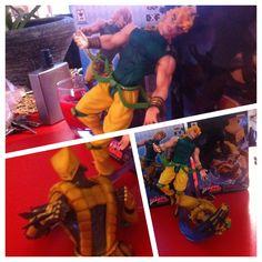 figurines Jojo, plus d'images ici:  http://worldofgokuhi.over-blog.com/2015/10/petit-apercu-de-mes-achats-dio-the-world-dxf-figure-banpresto.html