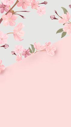 New Wallpaper Pastel Rosa Ideas Floral Wallpaper Iphone, Apple Wallpaper Iphone, Flower Background Wallpaper, Trendy Wallpaper, Pastel Wallpaper, Cute Wallpaper Backgrounds, Cellphone Wallpaper, Flower Backgrounds, Pretty Wallpapers