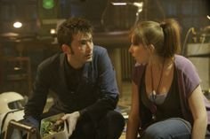 Doctor Who 4x08-09 - Silence In The Library - Forest Of The Dead