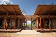 Centro Comunitario Thon Mun en Camboya