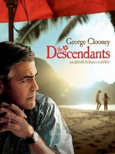 The Descendants (DVD) George Clooney, Shailene Woodley, Amara Miller, Matthew Lillard, Judy Greer George Clooney, Schmidt, Shailene Woodley, The Descendants Movie, Image Internet, Matt King, Kino Film, Instant Video, Out Of Touch