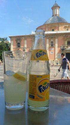 Fanta Limon #Valencia