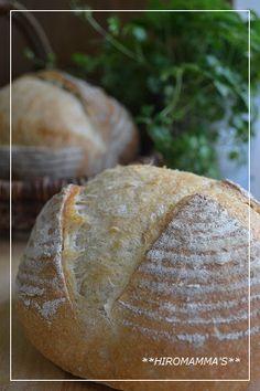 パン・ド・カンパーニュ by HIROマンマ [クックパッド] 簡単おいしいみんなのレシピが137万品