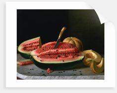Las sandías maduras - John F. Francis