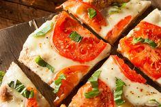Chicken Crust Pizza Margherita #nocarbpizza