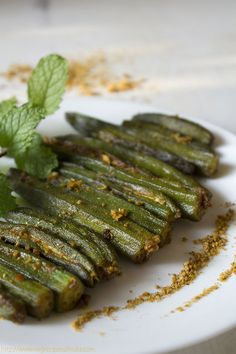 curried okra with chickpeas ecurry the recipe blog see more curried ...