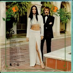 We had this album when I was little...I used to just sit and stare at how beautiful Cher was.