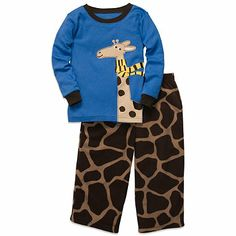 So soft and cozy, these Carter's Microfleece and Cotton PJs are perfect for keeping your little one warm on cold nights. A snug fit cotton top and microfleece pants with a no-pinch elastic waistband provide cuddly comfort and fun style at bedtime. Boys Christmas Pajamas, Boys Pajamas, Carters Baby Boys, Toddler Boys, Cotton Pjs, One Piece Pajamas, Pajama Shirt, Baby Boy Fashion, Baby & Toddler Clothing