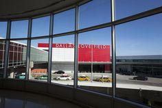 Dallas Love Field is full of restaurants, shops and is also the home of Southwest Airlines.