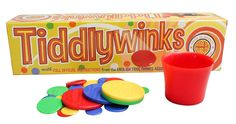 House of Marbles - Tiddlywinks - 2 Pack. One of the most entertaining games ever invented. An exciting game of skill and fun for 2 or more players. With a set of rules by the english tiddlywinks association. For ages 5 years and above.