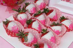 Strawberry Shortcake Party Ideas #strawberryshortcake