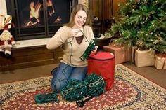 Decoration Lights Keeper Storage Bag   My Christmas