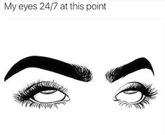 eyes and eyebrows image Arte Grunge, Grunge Art, Twitter Header Aesthetic, Aesthetic Drawing, Aesthetic Eyes, Fb Covers, Drawing Sketches, Pencil Art Drawings, Art Inspo