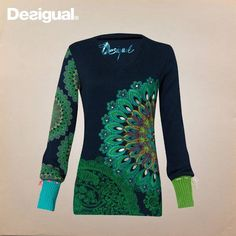 Desigual. Just bought this in Rome!