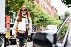 Ece Sükan at New York Fashion Week S/S 2015