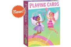Fairies Playing Cards | Classic playing cards with a twist!
