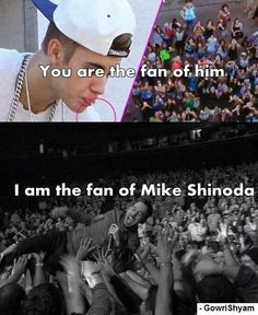 Linkin Park loves their fans!