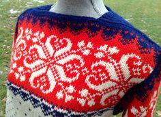 Vintage Lillunn of Norway Norwegian wool sweater by Vikingraids, $68.00
