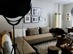 Apartment Therapy House Tour - Steven & Anthony's Chic Modern Getaway