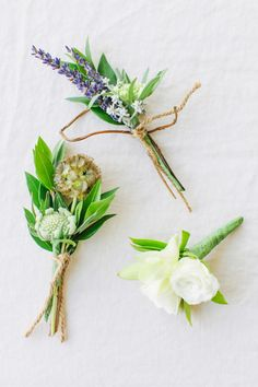 Sweet and simple: http://www.stylemepretty.com/vault/search/images/boutonniere