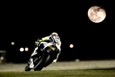 VR46 - Qatar night race