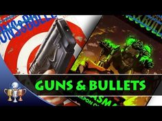 There are 10 issues in the Guns and Bullets magazine publications in Fallout This is one set of 17 publications in Fallout All Ballistic weapons perman. Fallout 4 Tips, Fallout Facts, Bullets, Comic Book, Video Games, Guns, Magazine, Map, Weapons