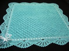 trendy ideas for crochet bebe patrones mantas Baby Afghan Crochet, Baby Girl Crochet, Crochet Blanket Patterns, Crochet Stitches, Baby Afghans, Plaid Crochet, Crochet Blankets, Diy Crafts Crochet, Crochet Projects