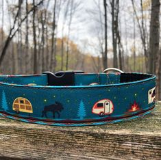 ECO CANVAS Camping Dog Collar, hiking dog collar, camping dog collar, outdoorsy dog collar, adventure dog collar Thing 1, Hiking Dogs, Use Of Plastic, Pet Safe, Canvas Fabric, Metal Buckles, Fur Babies, Vibrant Colors, Collars