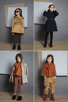 Look at these Philip Lim children's clothes, unbelievable...