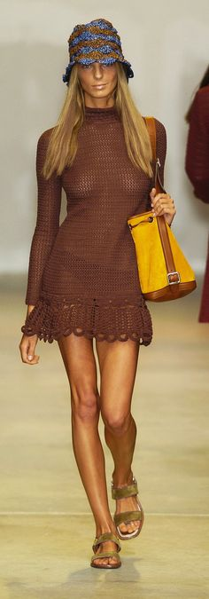 Prada at Milan Fashion Week Spring 2005